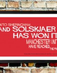 Solskjaer Champions League Winner Man Utd