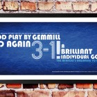 An unforgettable moment for all Scotland fans to cherish. Go retro! Only 50 limited edition prints available.