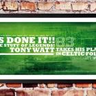 Tony Watt Goal for Celtic Against Barcelona